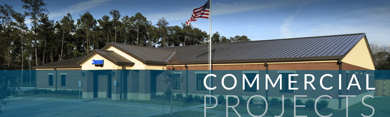 Commercial Projects | DonahueFavret Contractors, Inc. | Louisiana Commercial General Contractors