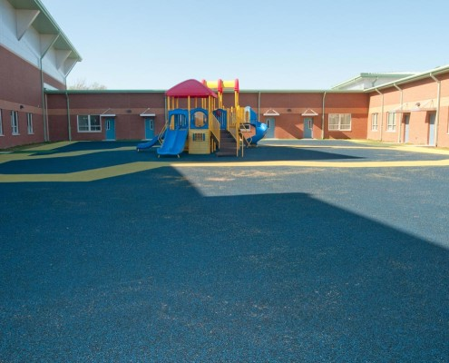 Chalmette Elementary School Play Yard | DonahueFavret Contractors, Inc. | Louisiana Commercial General Contractors