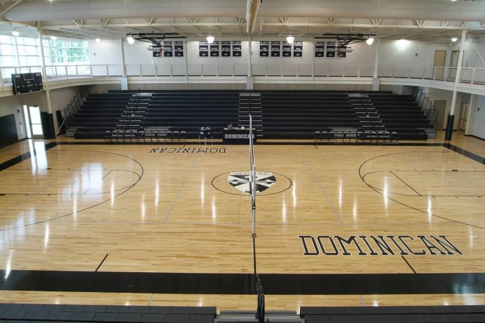 Dominican High School New Orleans Gymnasium