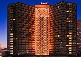 Hyatt Regency New Orleans Construction by DonahueFavret Contractors