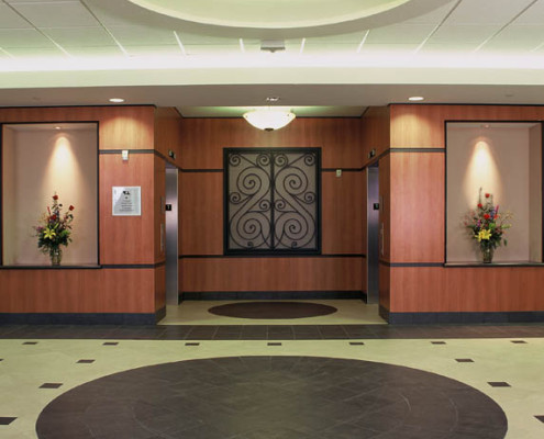 Louisiana Heart Hospital Lacombe Lobby 2