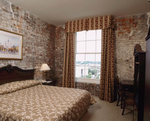 St Christopher Hotel New Orleans Guestroom