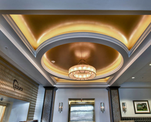 Touro New Orleans Prytania Lobby Renovation