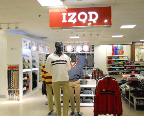 JCPenney Shops Rollout