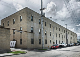 Cotton Press New Orleans Historic Renovation Exterior