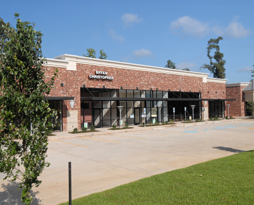 Madisonville Marketplace Retail Building