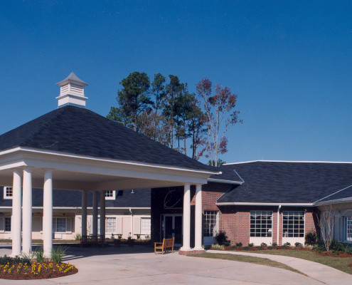 Southerland Place Assisted Living Mandeville Exterior