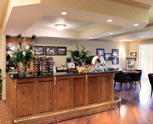 Sunrise Assisted Living Metairie Activities Room