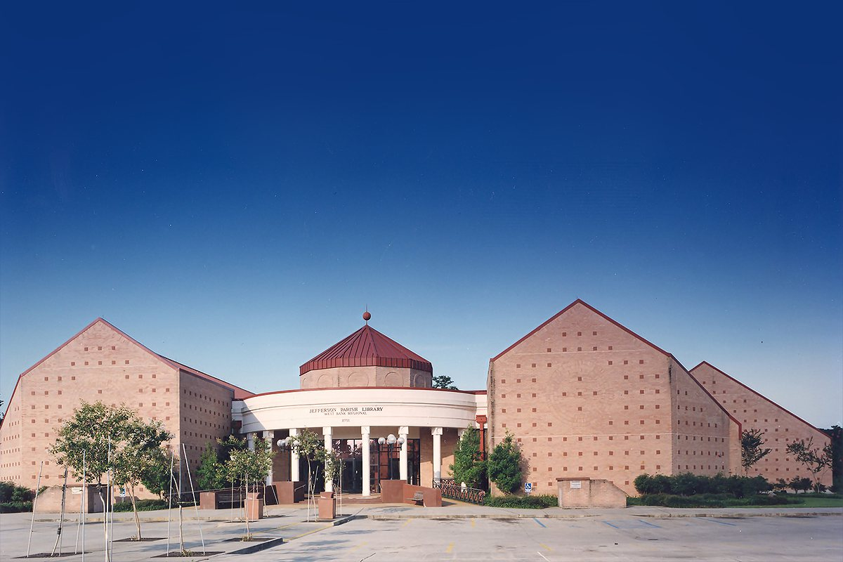 Westbank Regional Library Marrero