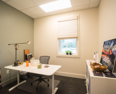 Northshore Community Foundation Office Space
