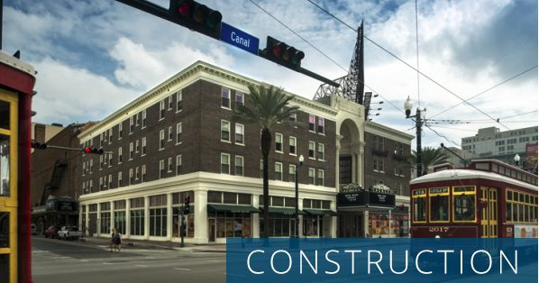 Construction Services | DonahueFavret Contractors, Inc. | Louisiana Commercial General Contractors
