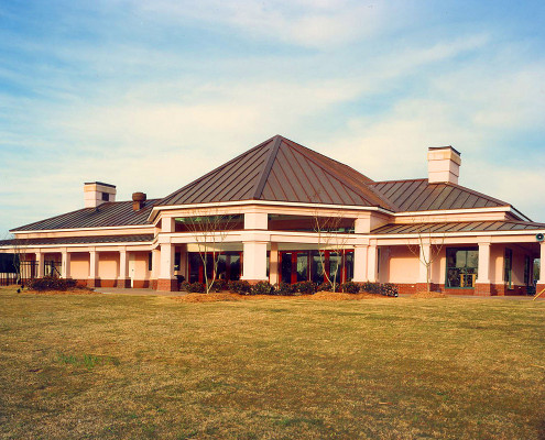 Eastover Country Club New Orleans Louisiana | DonahueFavret Contractors, Inc. | Louisiana Commercial General Contractors