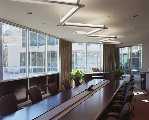 FARA Corporate Office Mandeville Boardroom | DonahueFavret Contractors, Inc. | Louisiana Commercial General Contractors
