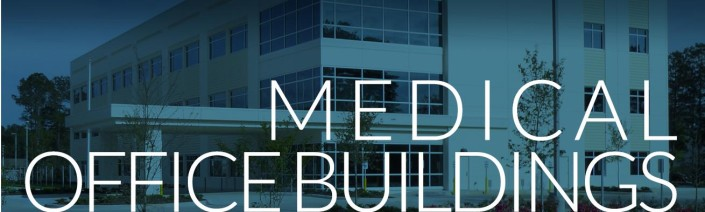 Medical Office Buildings graphic | DonahueFavret General Contractors | Louisiana and Gulf South