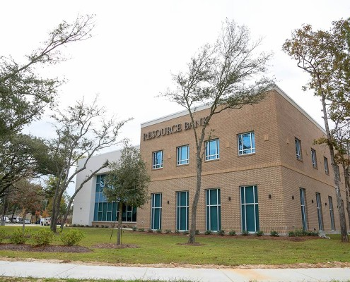 Resource Bank Operations Center Covington 2 | DonahueFavret Contractors, Inc. | Louisiana Commercial General Contractors