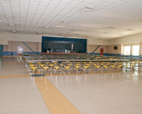 Chalmette Elementary School Cafetorium | DonahueFavret Contractors, Inc. | Louisiana Commercial General Contractors