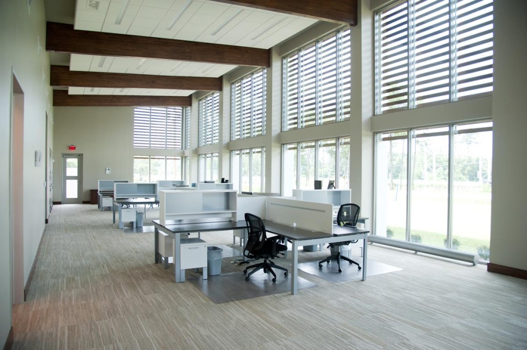 Eagan insurance northshore office project donahuefavret for Office interior contractor