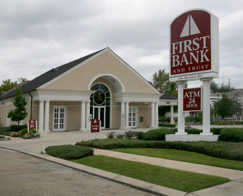 First Bank and Trust Metairie