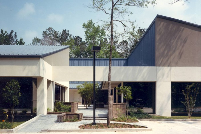 Greyfern Office Building Mandeville | DonahueFavret Contractors, Inc. | Louisiana Commercial General Contractors