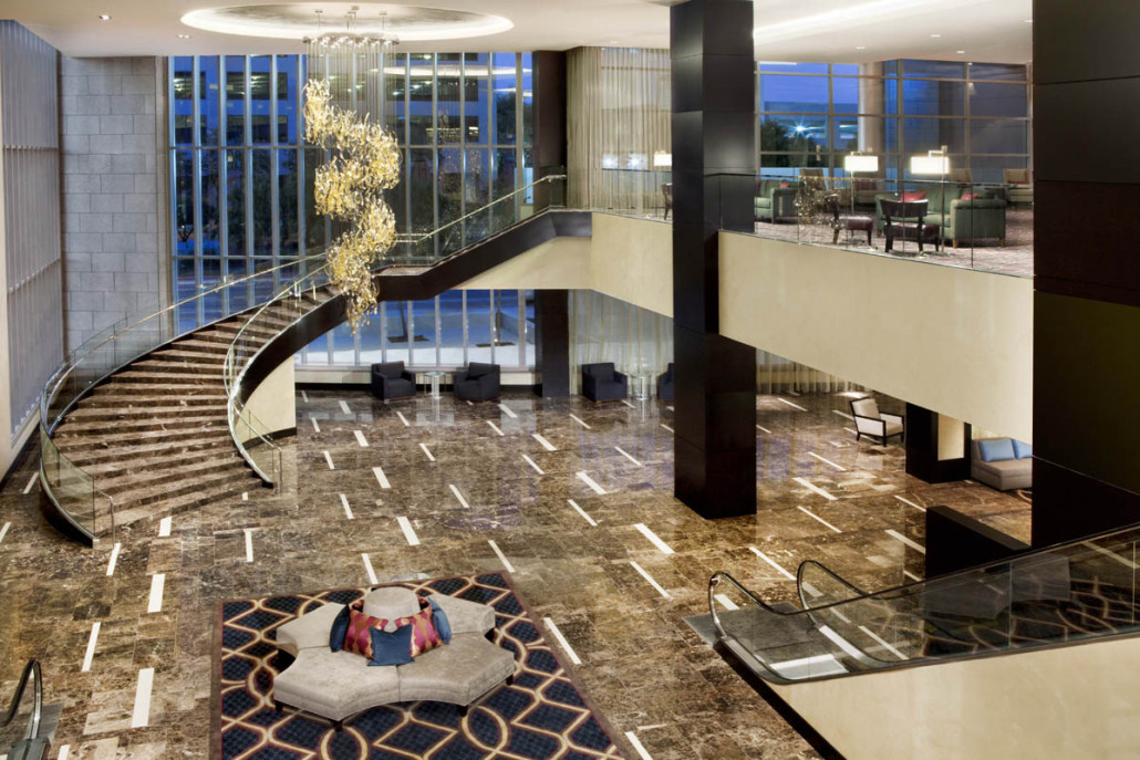 Hyatt regency new orleans construction donahuefavret for Mercedes benz new orleans service