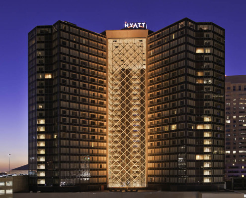 Hyatt Regency New Orleans Renovation Tower