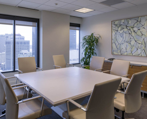 Iberia Bank Pan Am Small Conference Room