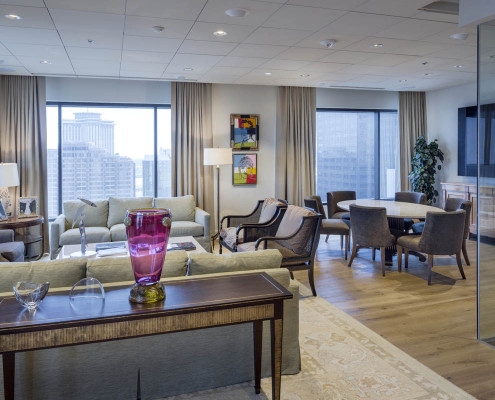 Iberia Bank PanAm New Orleans Executive Office Suite