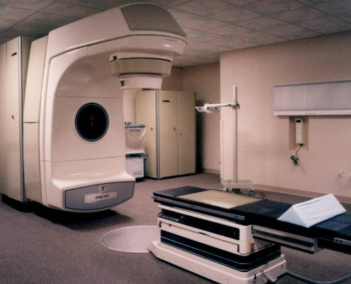 imaging area of Lakeview Cancer Center Covington   DonahueFavret General Contractors   Louisiana and Gulf South