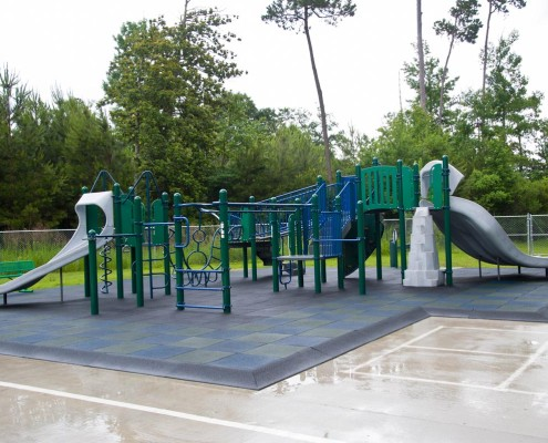 Mary Queen of Peace School Mandeville Play Area