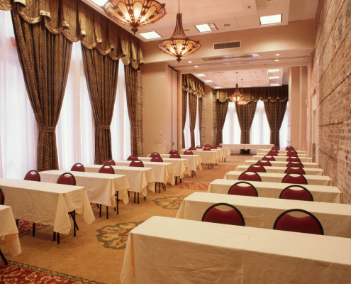 St Christopher Hotel New Orleans Meeting Room