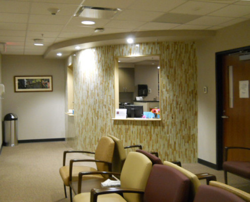 Touro New Orleans Infusion Center Renovation