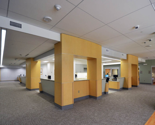 Touro New Orleans NICU Renovation