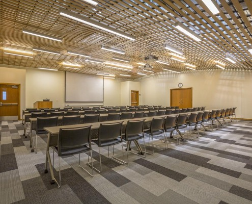 Tulane School of Social Work Classroom | DonahueFavret Contractors, Inc. | Louisiana Commercial General Contractors