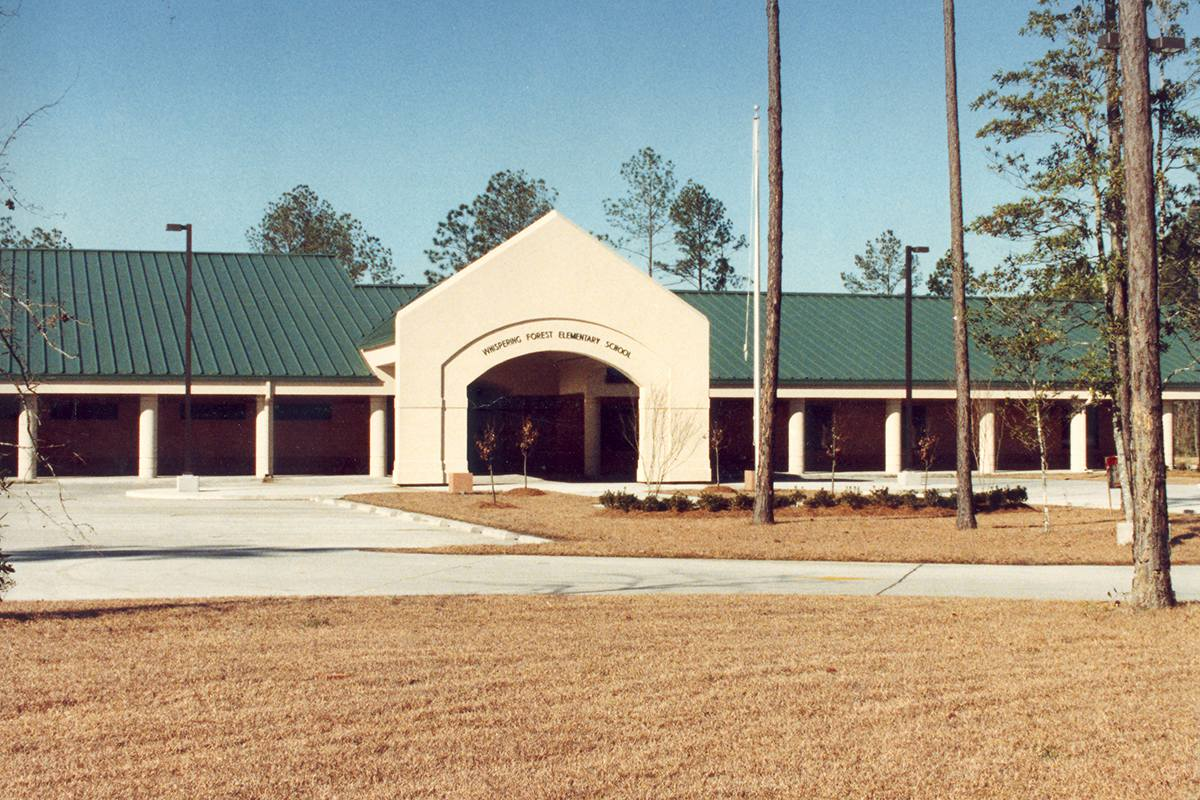 Whispering Forest Elementary School Slidell