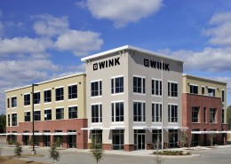 Wink Office Building Covington Exterior | DonahueFavret Contractors, Inc. | Louisiana Commercial General Contractors