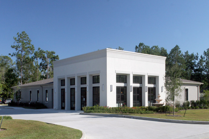DonahueFavret General Contractor, Louisiana and Gulf South | Baldone Dermatology Clinic Mandeville LA Exterior