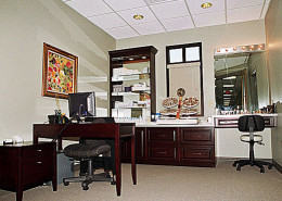 Baldone Medical Office Mandeville Exam Room