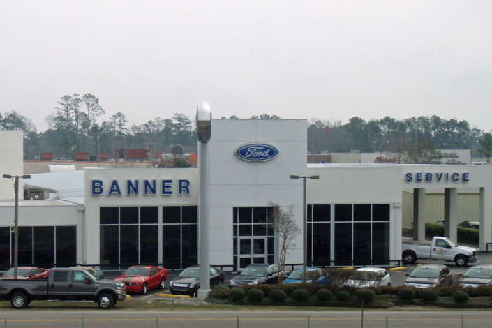 Banner Ford Renovation Mandeville