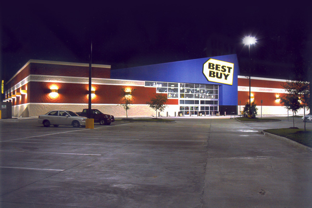 Best Buy Retail Store Construction Donahuefavret