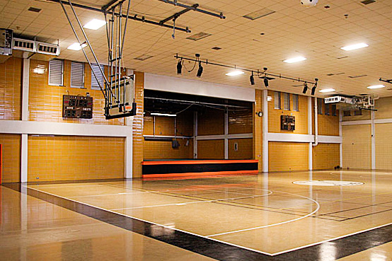 Boothville Venice School Renovation Gym