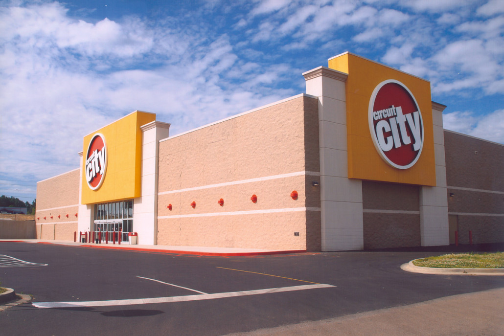Circuit City Slidell Louisiana Hattiesburg Mississippi