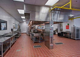 Cotton Press New Orleans Commercial Kitchen
