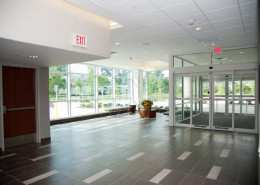 Lakeview Regional Medical Pavilion Covington LA Lobby | DonahueFavret General Contractors | Louisiana and Gulf South