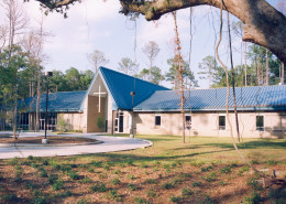 Mary Queen of Peace Church Mandeville