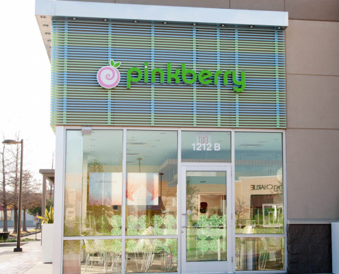 Pinkberry Elmwood