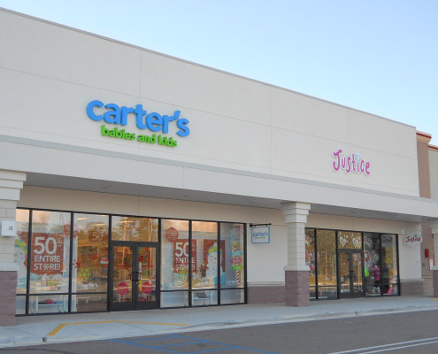 River Chase Retail Covington Carters & Justice