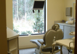 DonahueFavret General Contractor, Louisiana and Gulf South | Schof Dental Office Exam Room Mandeville LA