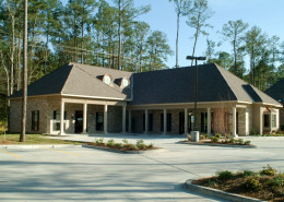 DonahueFavret General Contractor, Louisiana and Gulf South | Schof Dental Office Mandeville LA facade
