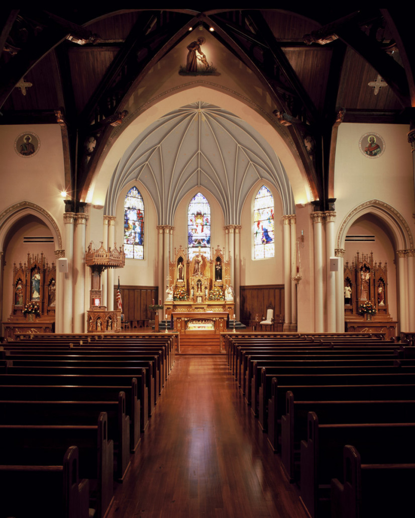 St Francis Medical Center >> St. Francis of Assisi Church Renovation | DonahueFavret