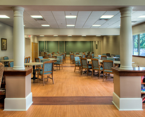 St. Margaret's Nursing Home Dining Room 1